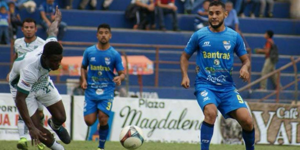 Fuerte noticia recibe Danilo Guerra después del juego ante Petapa