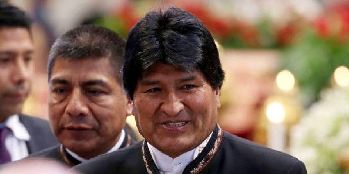 Evo Morales dice que Ecuador da la espalda a integración al retirarse de ALBA
