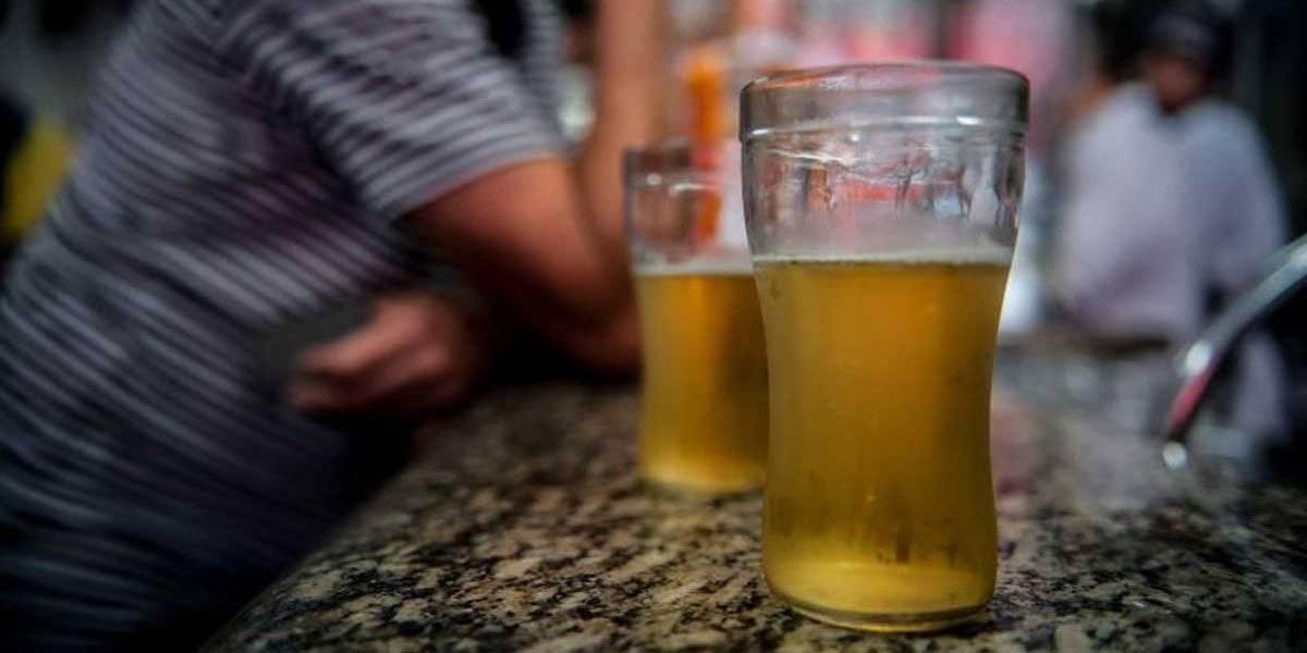 Abuso de bebida alcóolica cresce 14,7% no Brasil