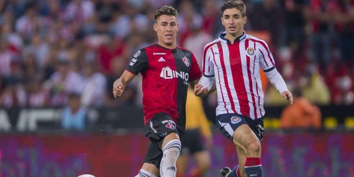 Isaac Brizuela asegura que Chivas está para más