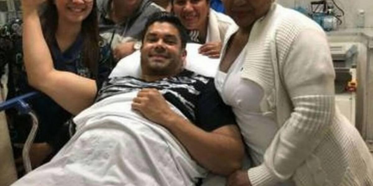 ¡Rompió el silencio! Jerry Rivera habló del accidente en Ecuador
