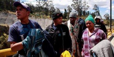 La exigencia de pasaporte reduce en más de 50 % llegada de venezolanos a Perú