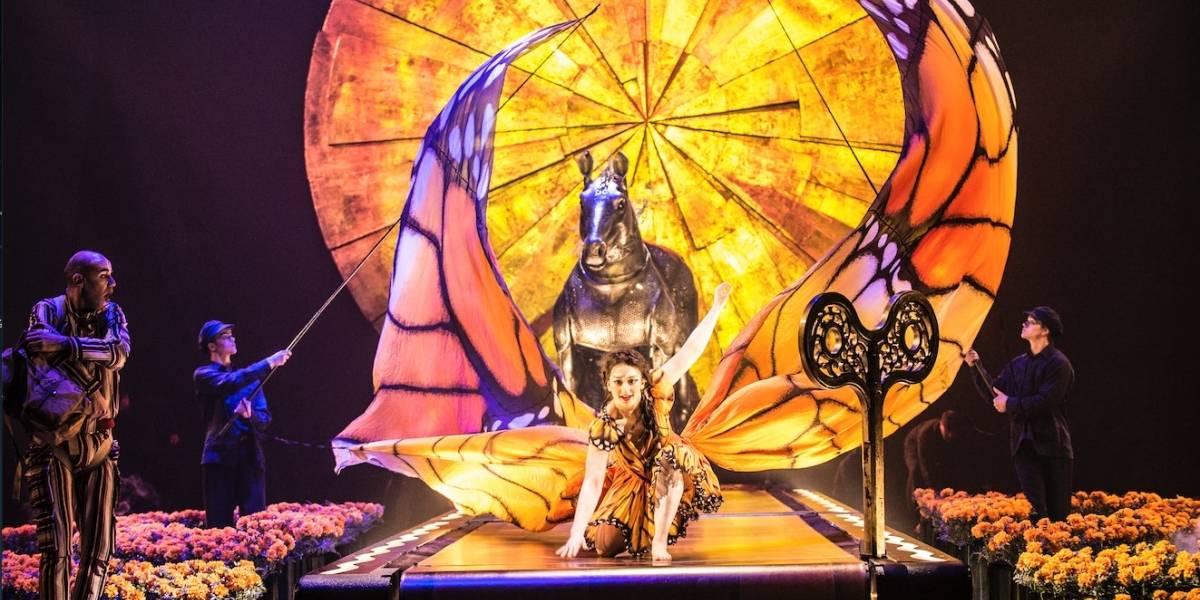 Cirque du Soleil celebra complicidad con México