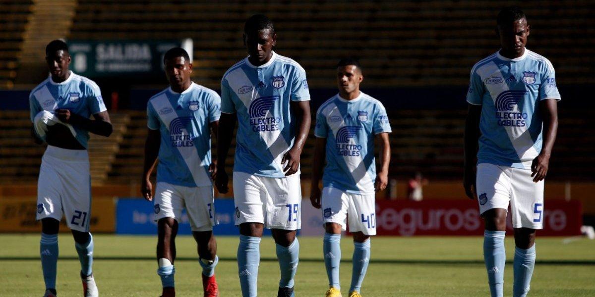 Campeonato ecuatoriano: Católica triunfó sobre Emelec