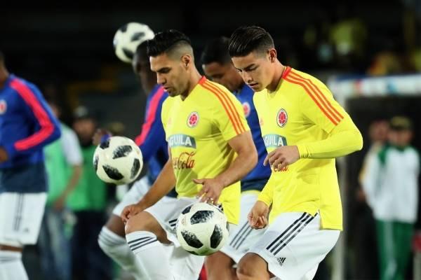 Convocados de la Selección Colombia para amistoso vs Argentina