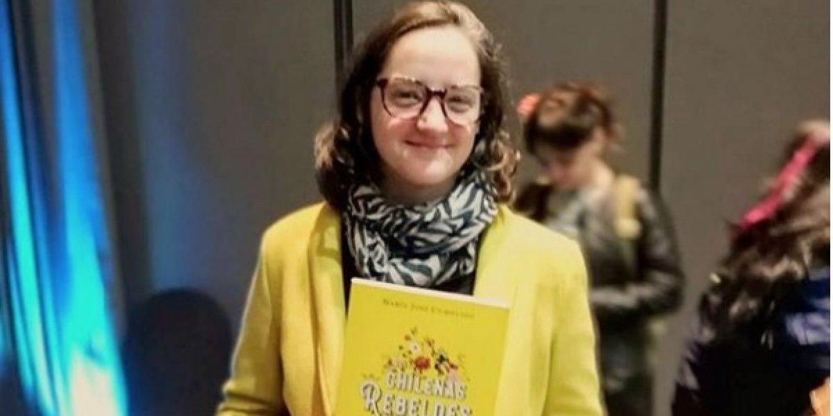 """""""Chilenas rebeldes"""": la expansión de la biblioteca feminista"""