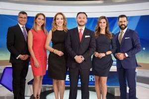 Multimedios Televisión.