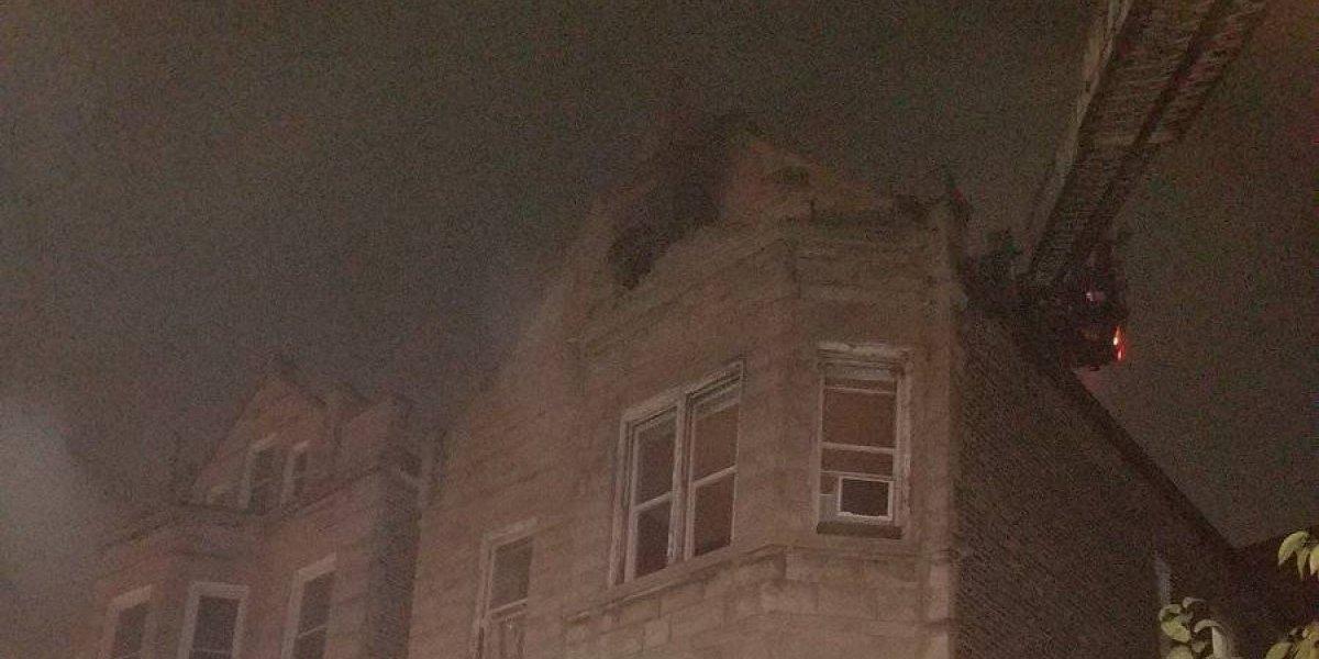 Seis menores de edad mueren por incendio en Chicago