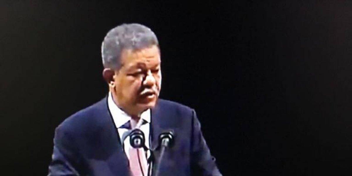 Fernández inicia proselitismo político en busca de candidatura