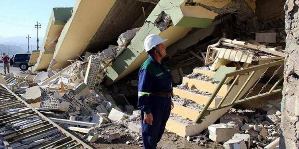 Violento sismo deja muertos y heridos en la frontera entre Irak e Irán