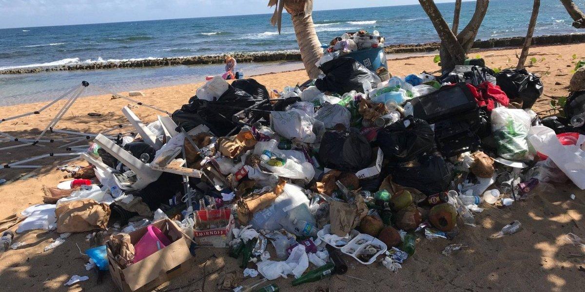 LimPiaR denuncia flojera ciudadana para mantener limpias las playas