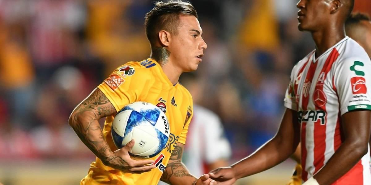 Chile se toma México: goles de Vargas, Dávila y Millar encendieron la noche de sábado en la Liga MX
