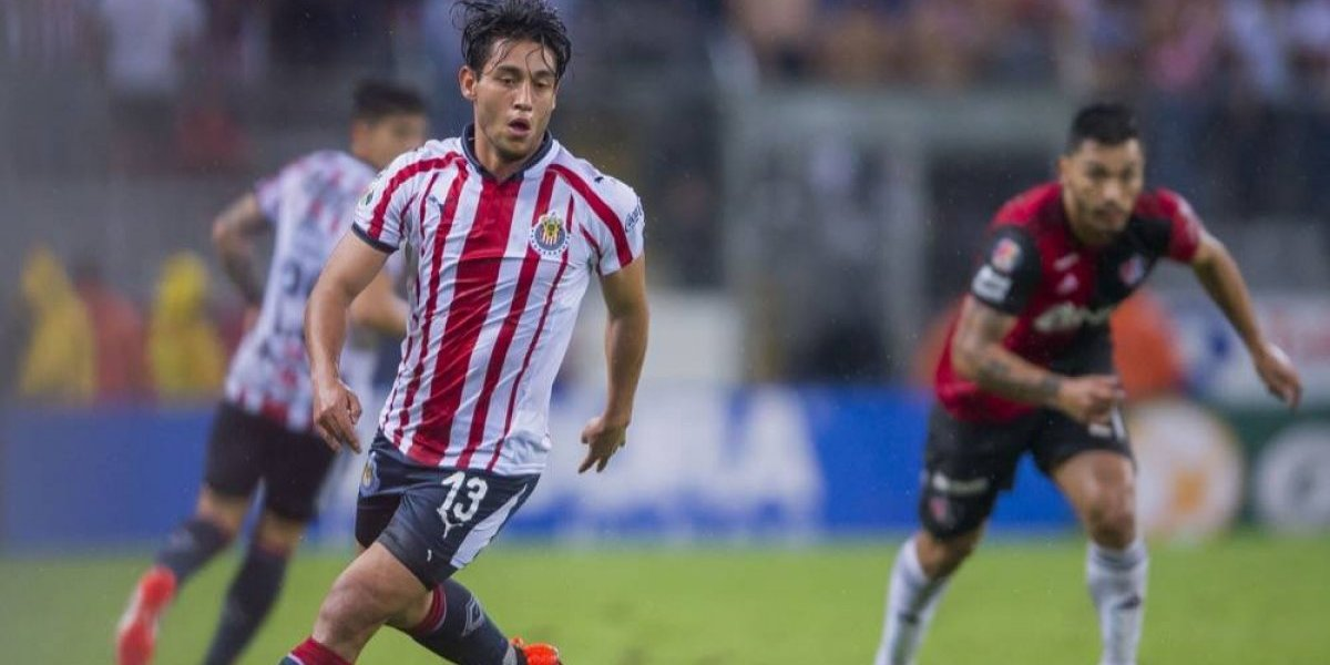 Para Gael Sandoval, la clave en Chivas fue no rendirse