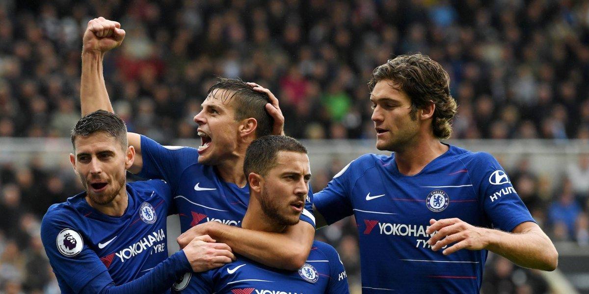 Chelsea roba victoria al Newcastle