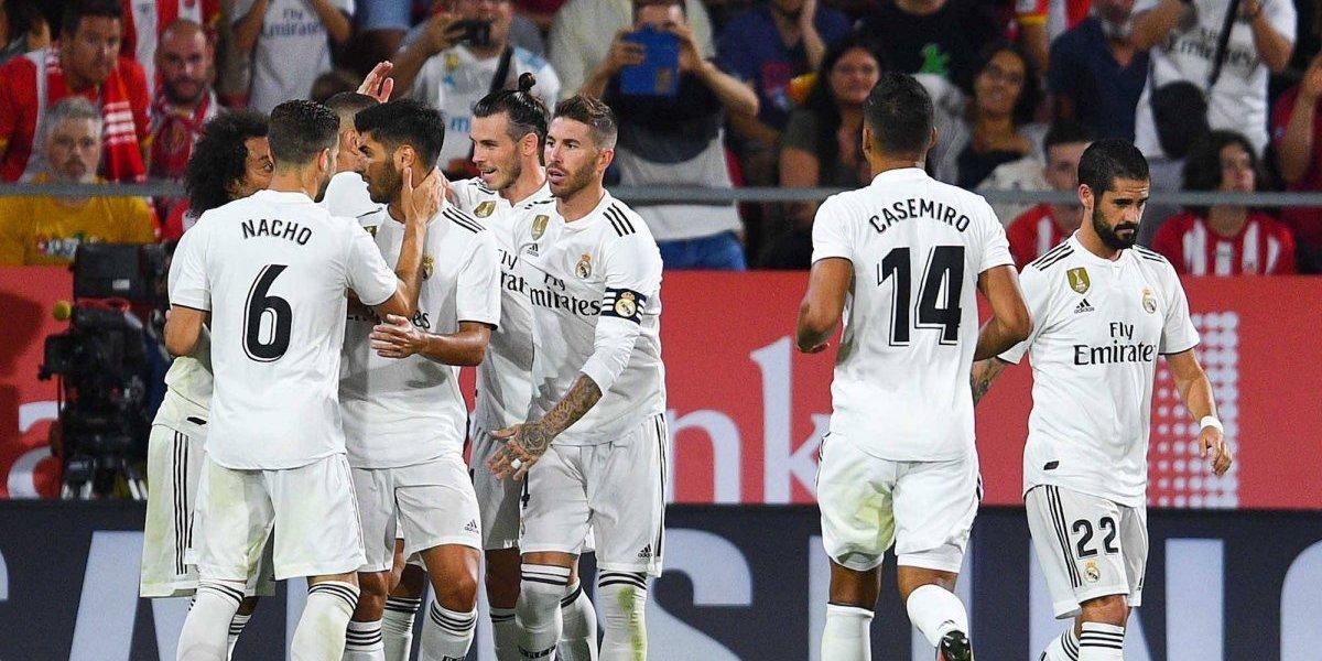 Real Madrid le da la vuelta al Girona de visita