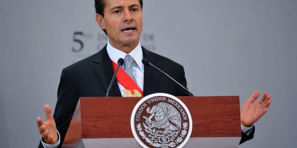 Las cifras del gobierno de Peña Nieto rumbo a su VI Informe