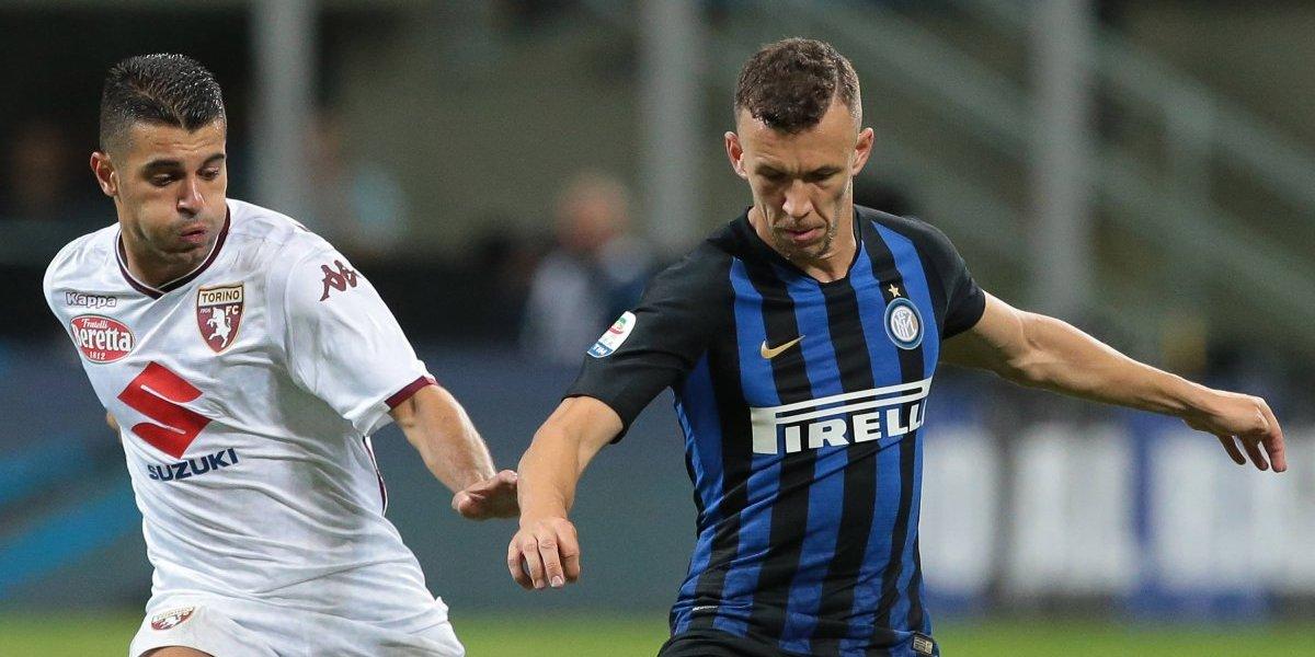 El Inter de Milán sufre en casa y el Torino sacó un empate