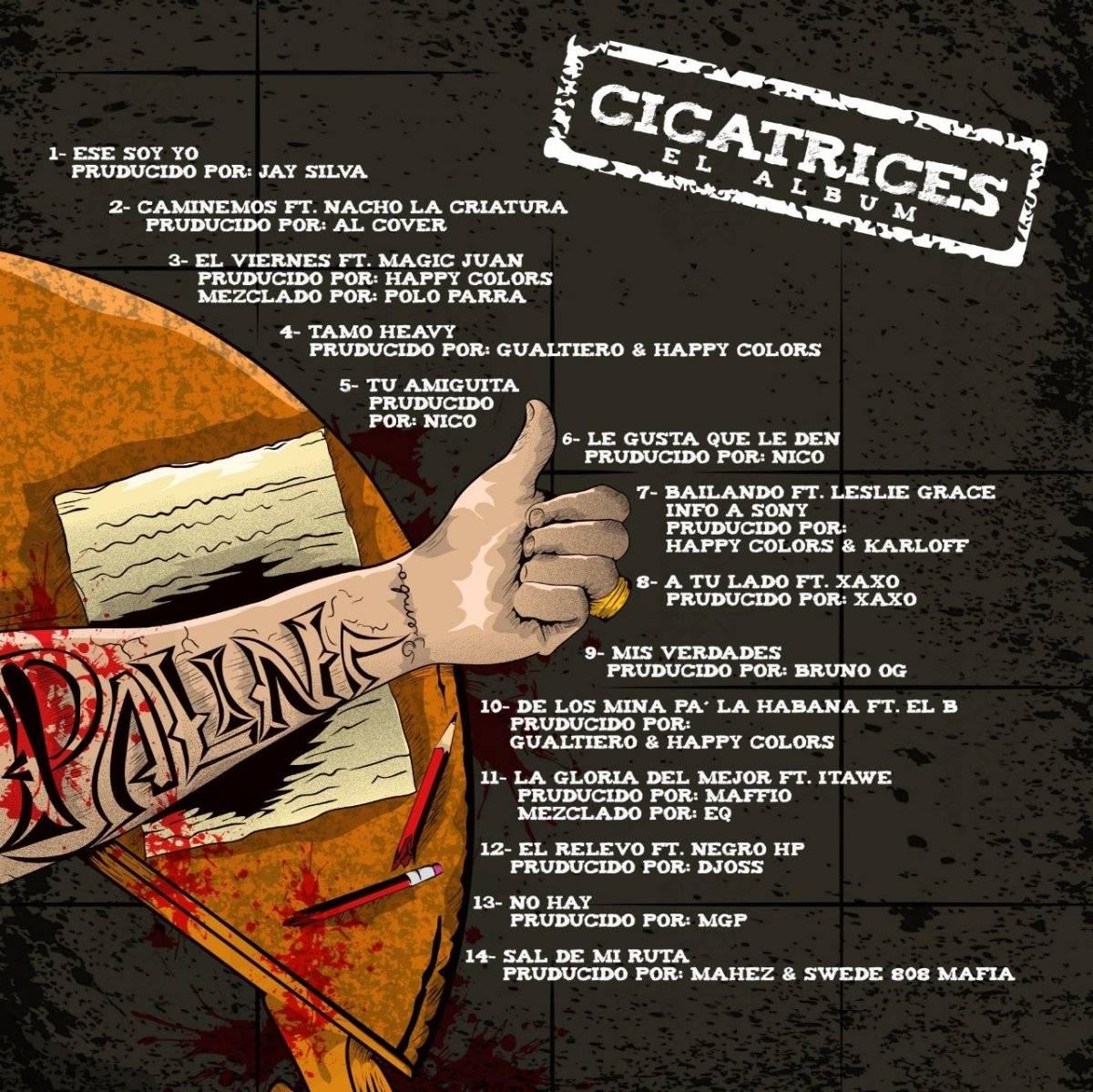 """""""Cicatrices"""""""