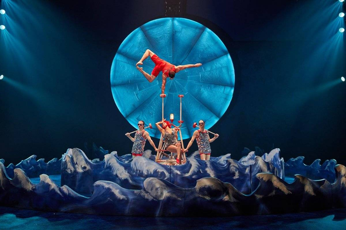 Foto | Cirque du Soleil.