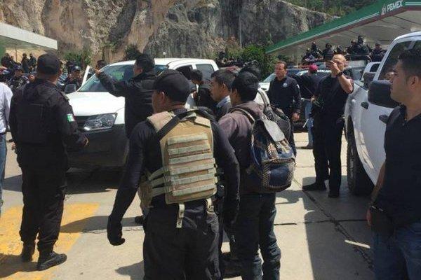 Migrantes secuestrados en Chiapas