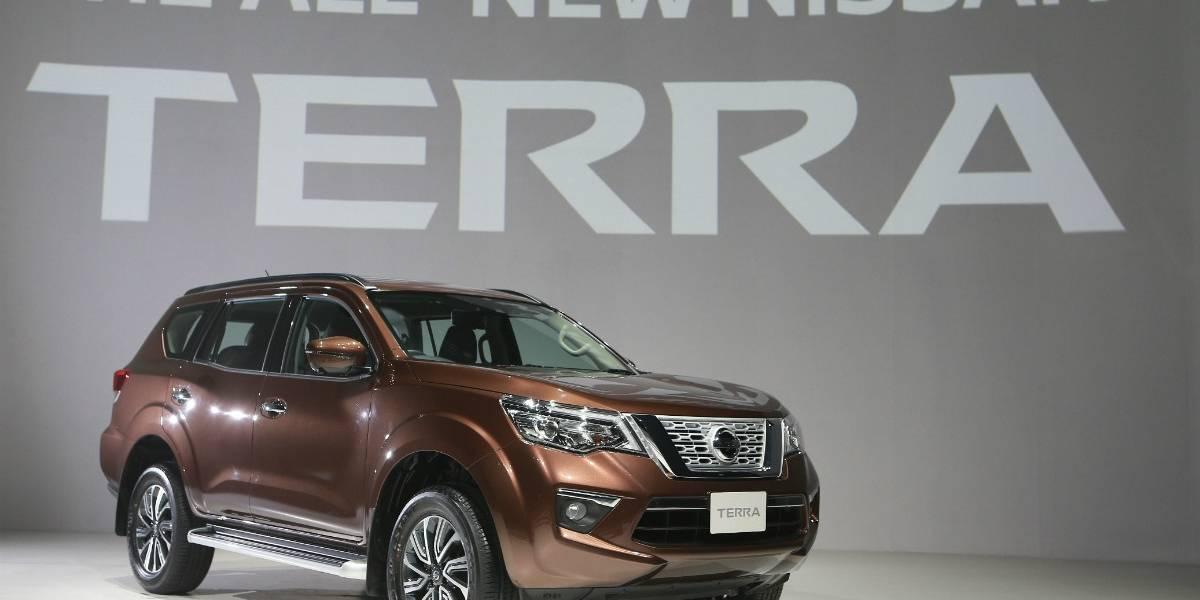 Así es Terra, el nuevo modelo SUV de Nissan
