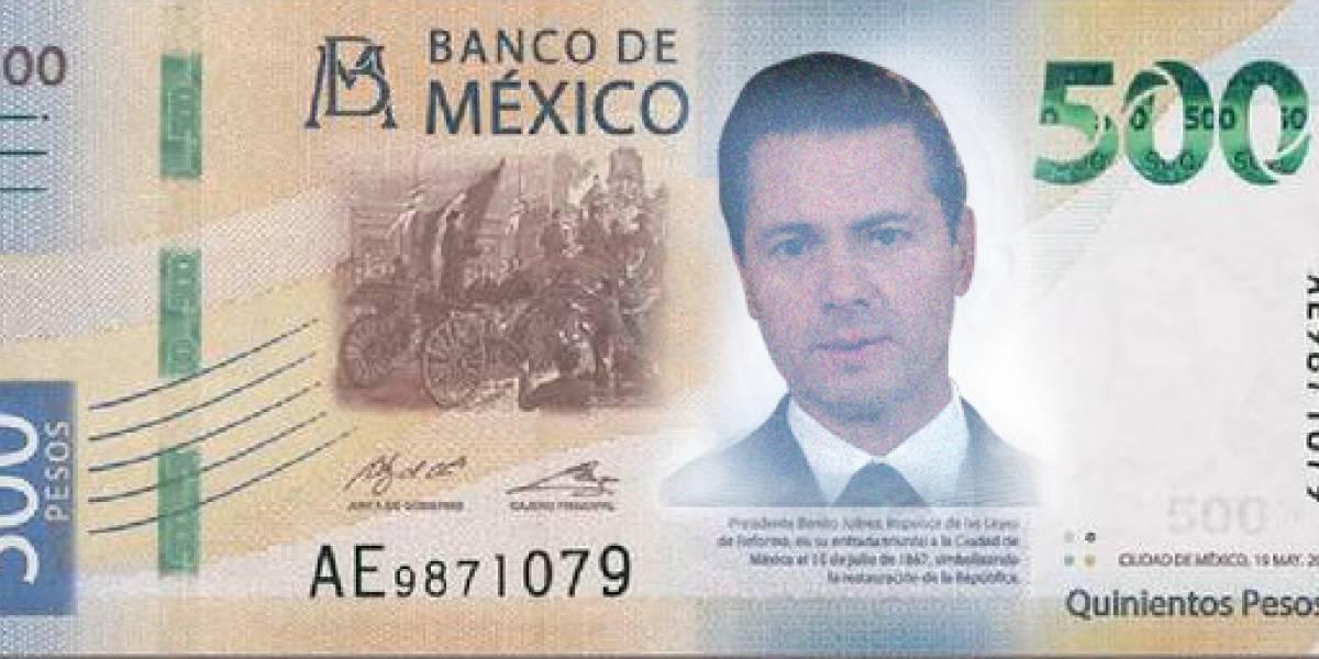 ¿Cuál de estos presidentes podría estar en el billete de 500 pesos?