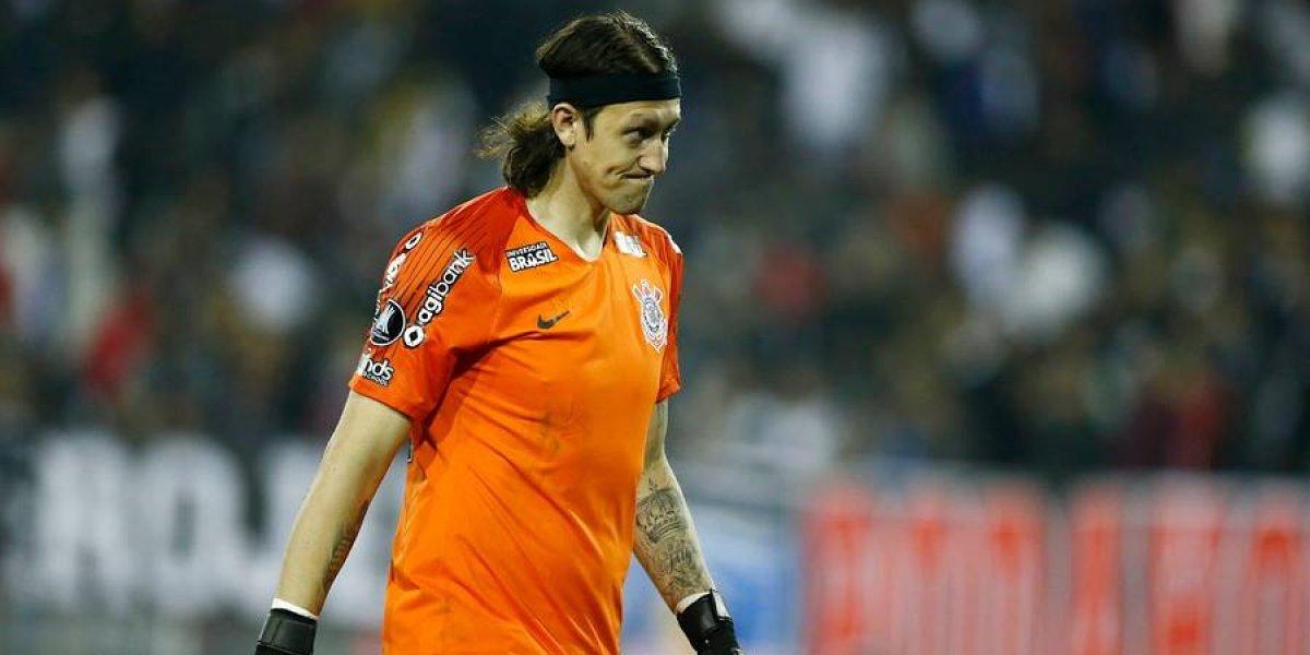 """Alerta total en Corinthians por lesión de su capitán y líder: """"Trataré de jugar contra Colo Colo"""""""