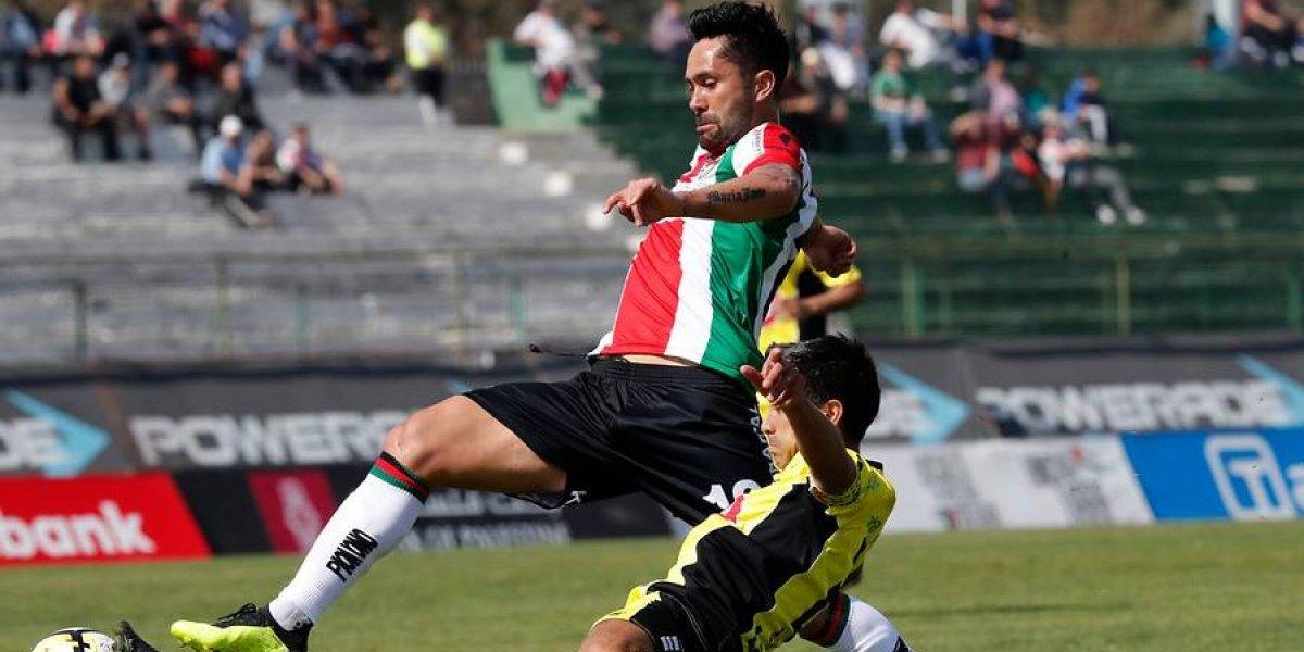 Mago de regreso: Luis Jiménez volvió a jugar en Chile tras 16 años