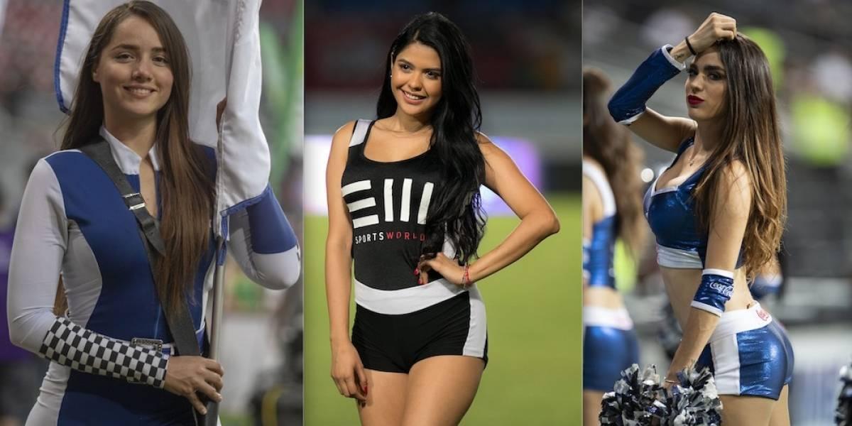 Las chicas de la jornada 7 del Apertura 2018