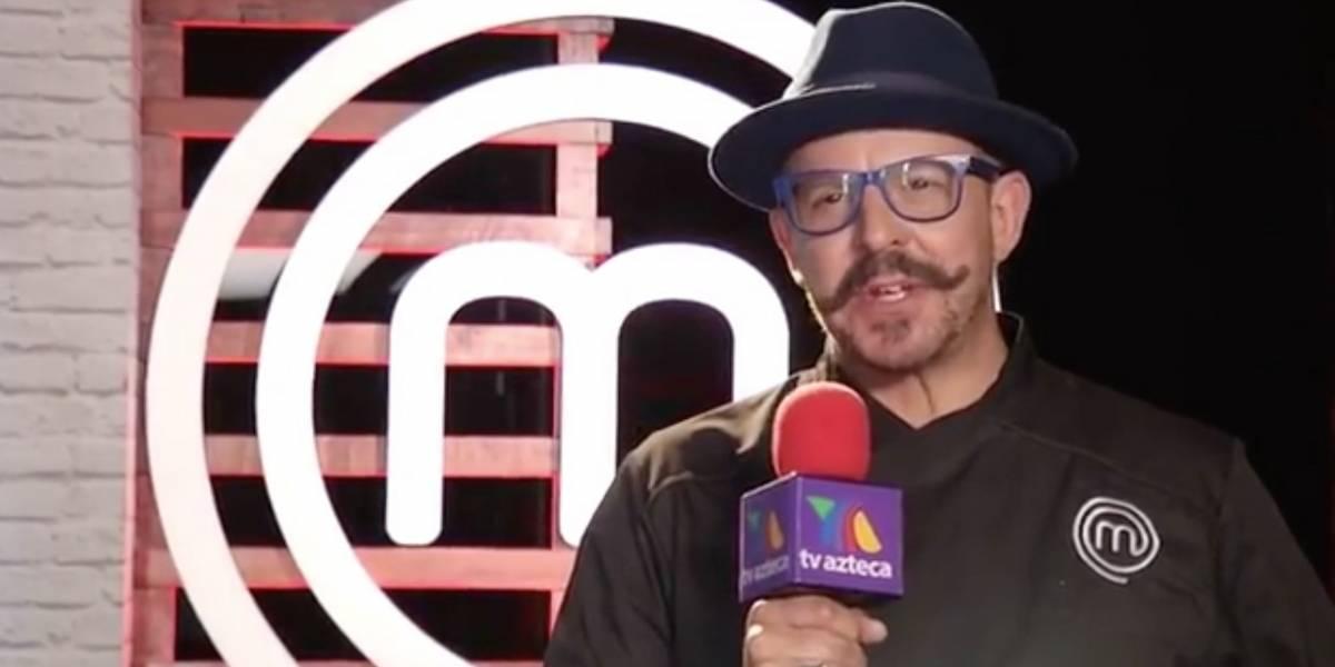 Benito rompe el silencio y habla sobre su futuro en MasterChef México