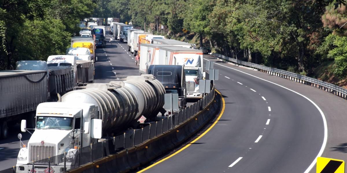 Incrementa 300% robo a transporte de carga en el país
