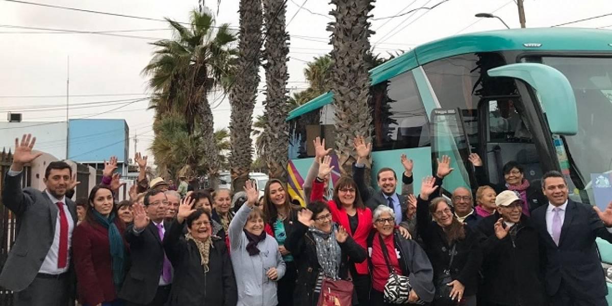 Chile, un país que envejece: lanzan concurso de innovación social enfocado en el adulto mayor