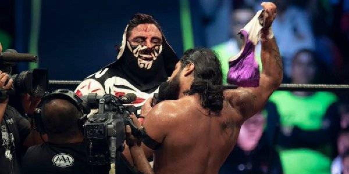 LA Park se queda con la máscara de Hijo del Fantasma