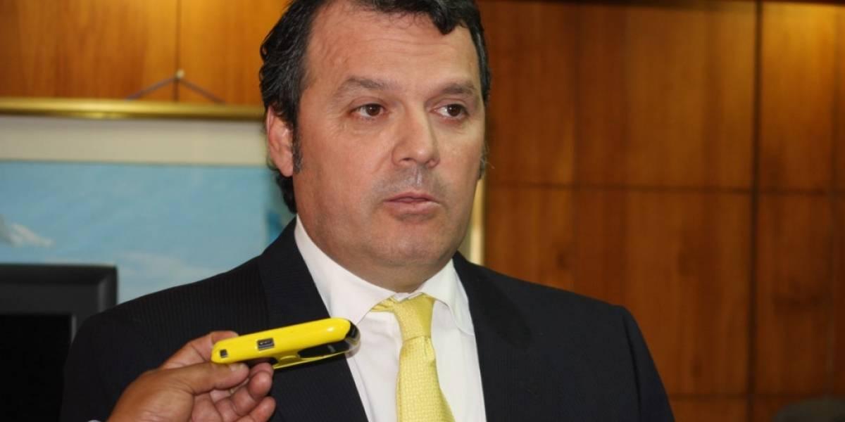 Luis Noboa, exdirigente de BSC, iniciará acciones legales contra Galo Cárdenas