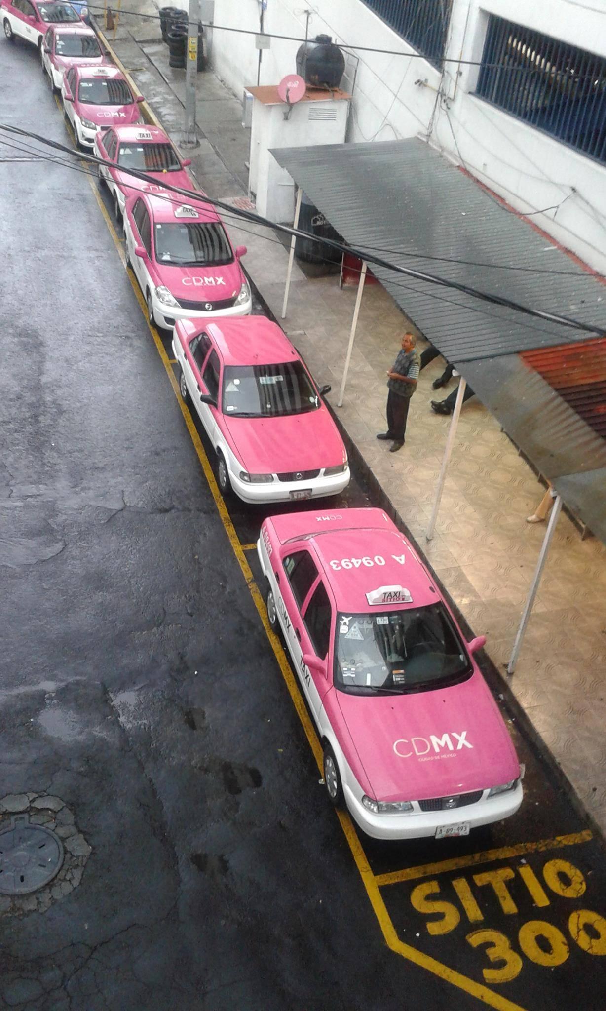 """El sitio de Taxis """"Concord"""""""