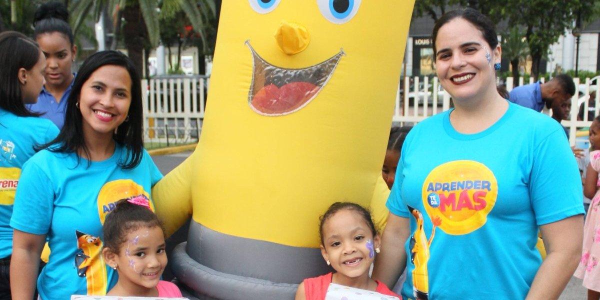 #TeVimosEn: Grupo Ramos ofrece tarde divertida a hijos de comunicadores