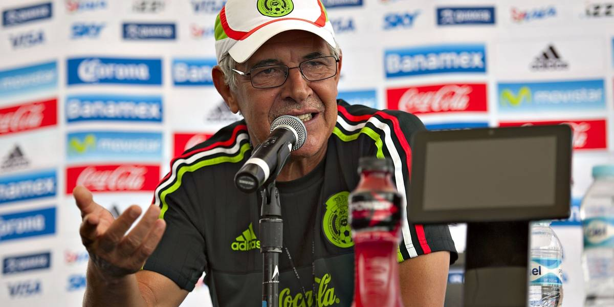 'Tuca' Ferretti ya prepara su lista para las fechas FIFA