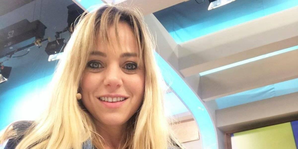 """Mariana Derderián se rapó: """"Fue simplemente un acto medio arrebatado"""""""