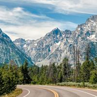 Estados Unidos y sus paisajes en tercer lugar