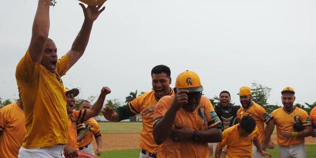 Arenosos reconquistan campeonato del Norte de la Doble A