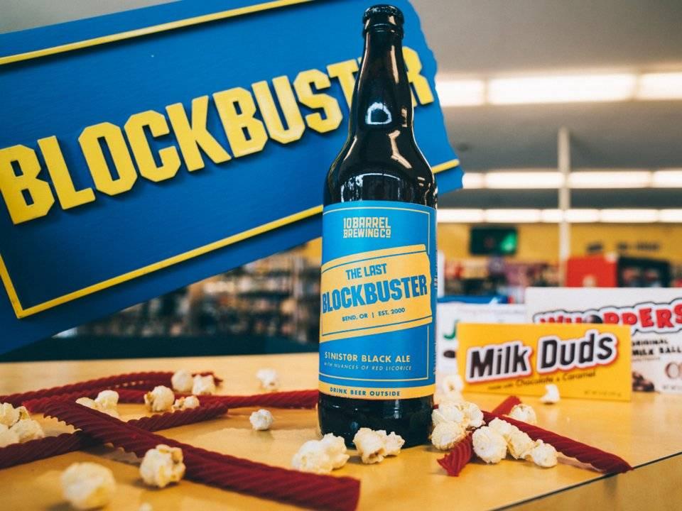 Cerveza Blockbuster