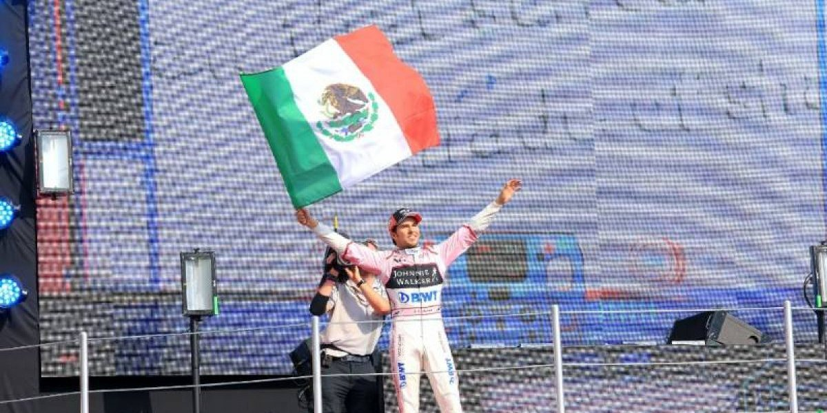 'Checo' Pérez agota boletos en el GP de México