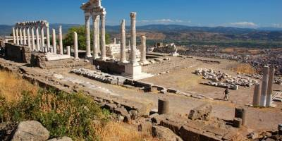 Pergamon en Turquía