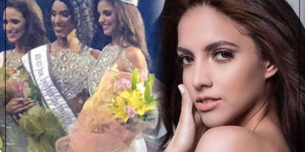 """Aldy Bernard ganó la corona de """"Miss República Dominicana Universo 2018"""""""