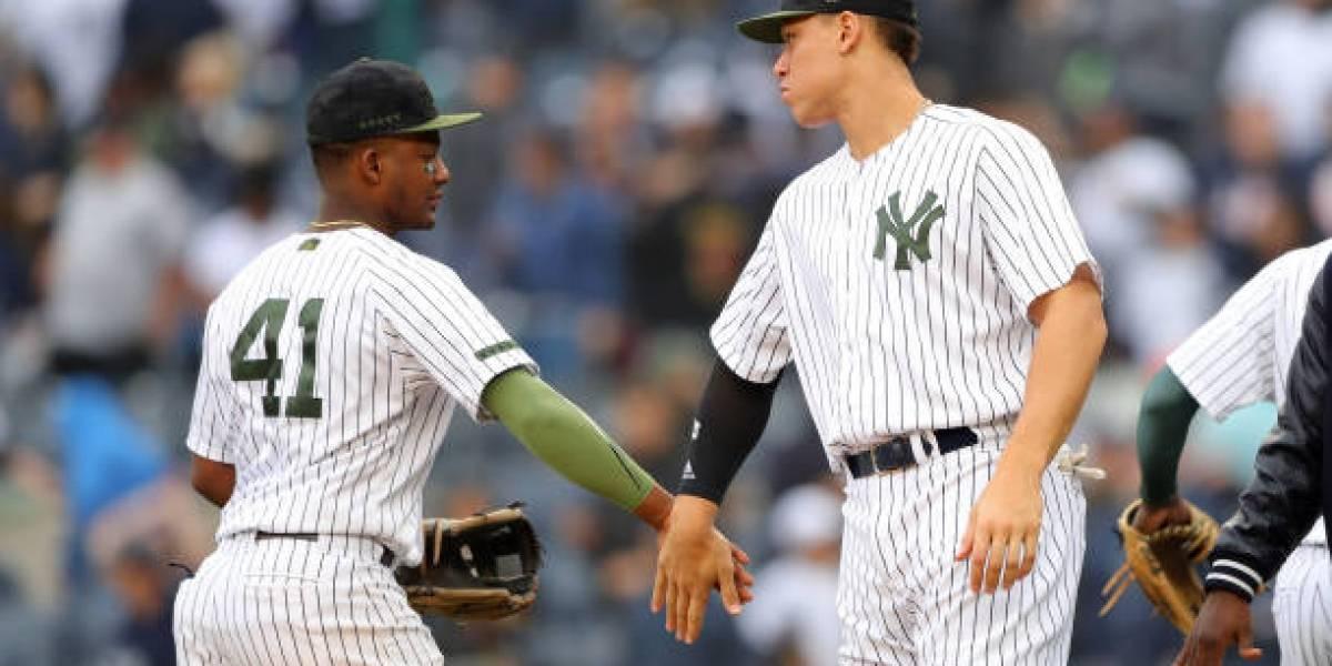 Miguel Andújar: El caballo de Yankees en ausencia de Judge