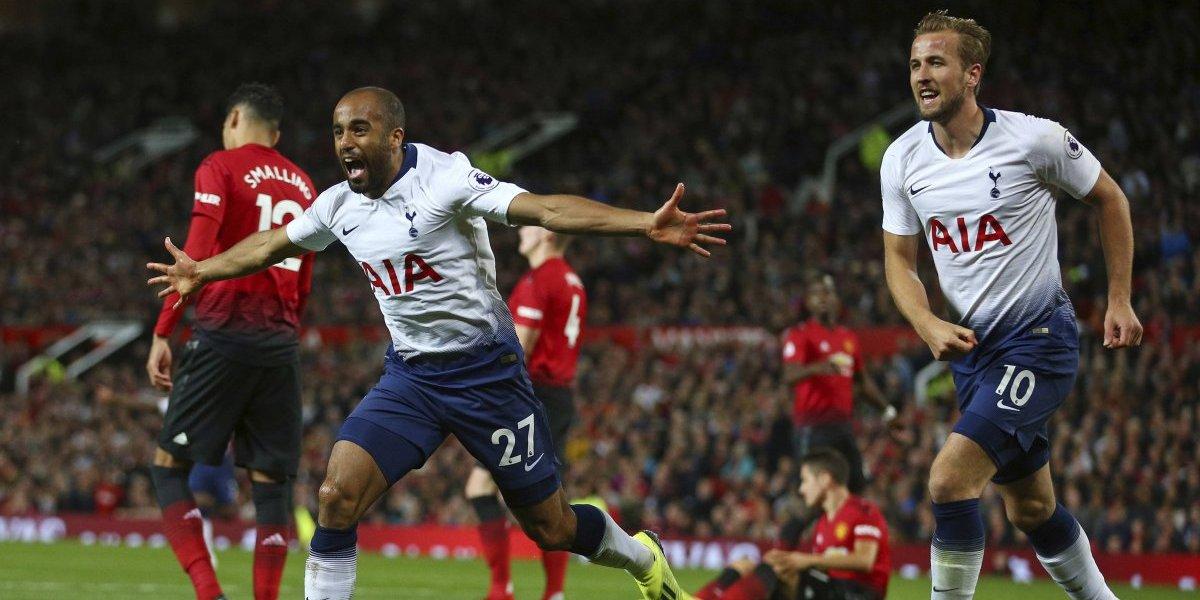 Mourinho estalla en rueda de prensa tras perder contra el Tottenham