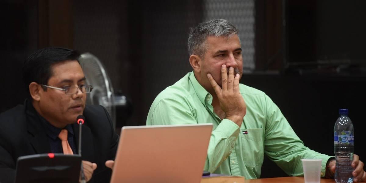 Melgar Padilla permanecerá en prisión provisional en el Mariscal Zavala