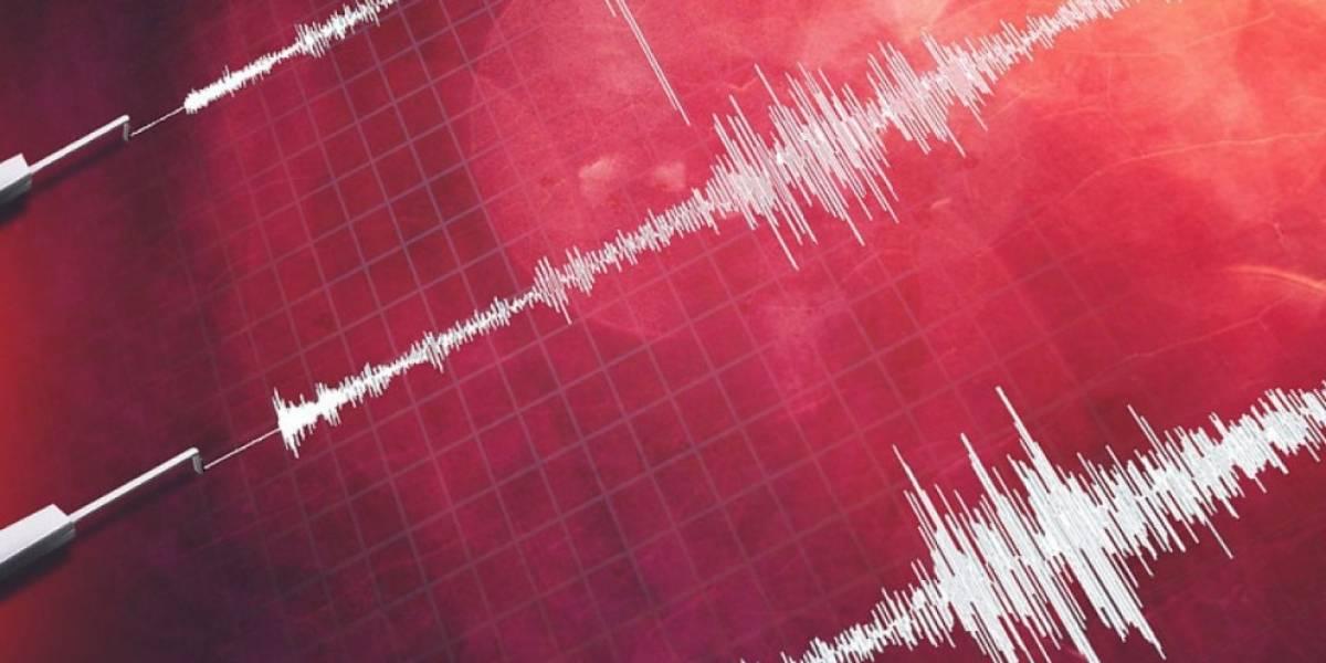 Sismo de 5 grados Richter despertó a los habitantes de las regiones de Coquimbo y Antofagasta