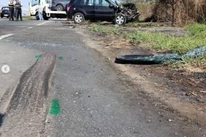 Accidente de Andrés Jungbluth