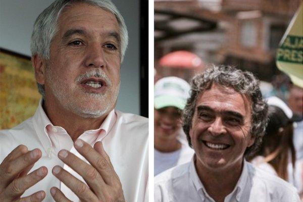 Alcalde de Bogotá, Enrique Peñalosa, arremetió en redes sociales contra el excandidato presidencial, Serio Fajardo.